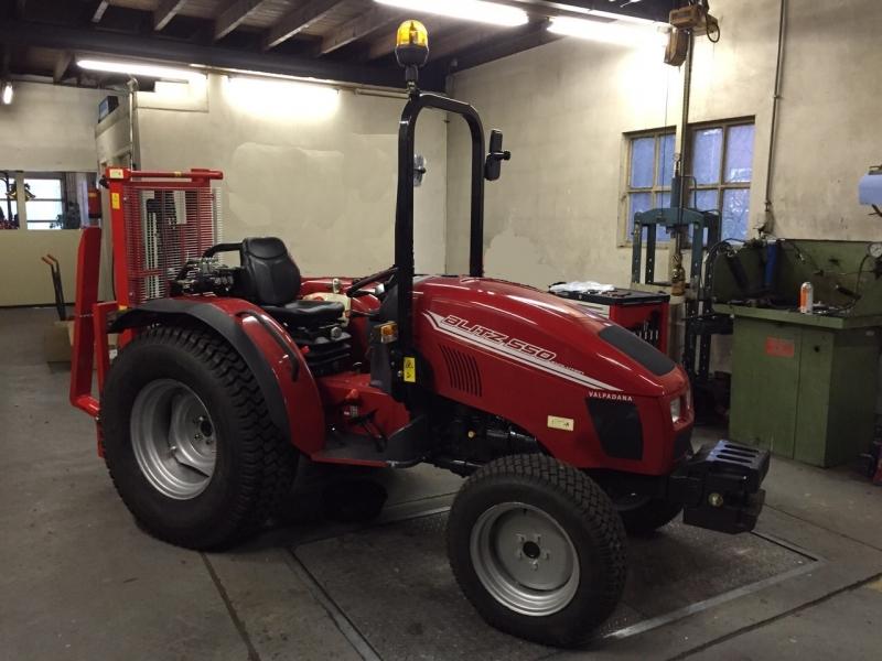 Blitz 550 geleverd aan Riethoeve